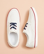 Canvas Boat Sneakers 썸네일 이미지 1
