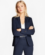 Stretch Wool Two-Button Jacket 썸네일 이미지 1