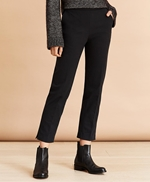 Slim-Fit Stretch Cotton Twill Ankle Pants 썸네일 이미지 1