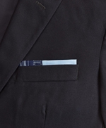 Surf-Print Chambray Pocket Square 썸네일 이미지 2