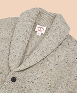Donegal Shawl Cardigan Sweater 썸네일 이미지 2