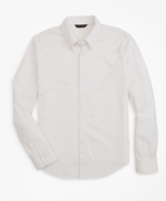 Tailored Lightweight Supima® Cotton Pique Shirt 썸네일 이미지 2