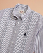 Multi-Stripe Oxford Shirt 썸네일 이미지 2
