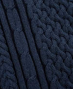 Plated Cable Sweater 썸네일 이미지 3