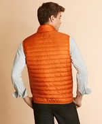 Water-Resistant Puffer Vest 썸네일 이미지 3