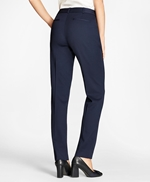 Tapered Stretch Wool Trousers 썸네일 이미지 3