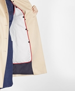 Cotton Twill Trench Coat 썸네일 이미지 3