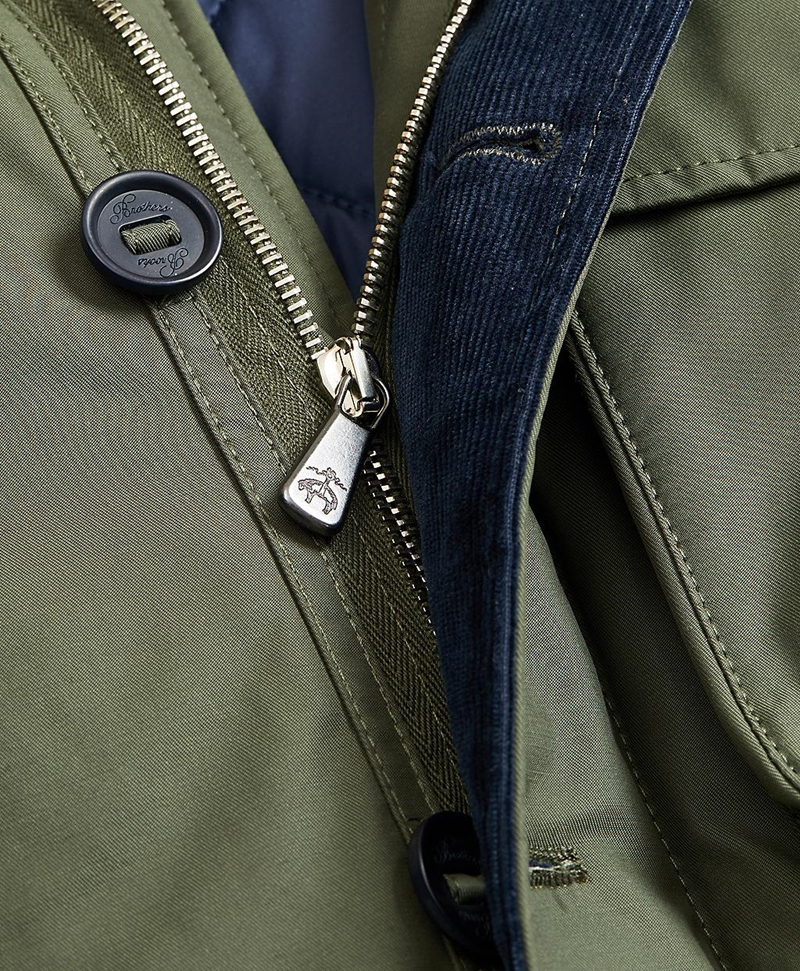 Removable-Lining Barn Coat 썸네일 이미지 3