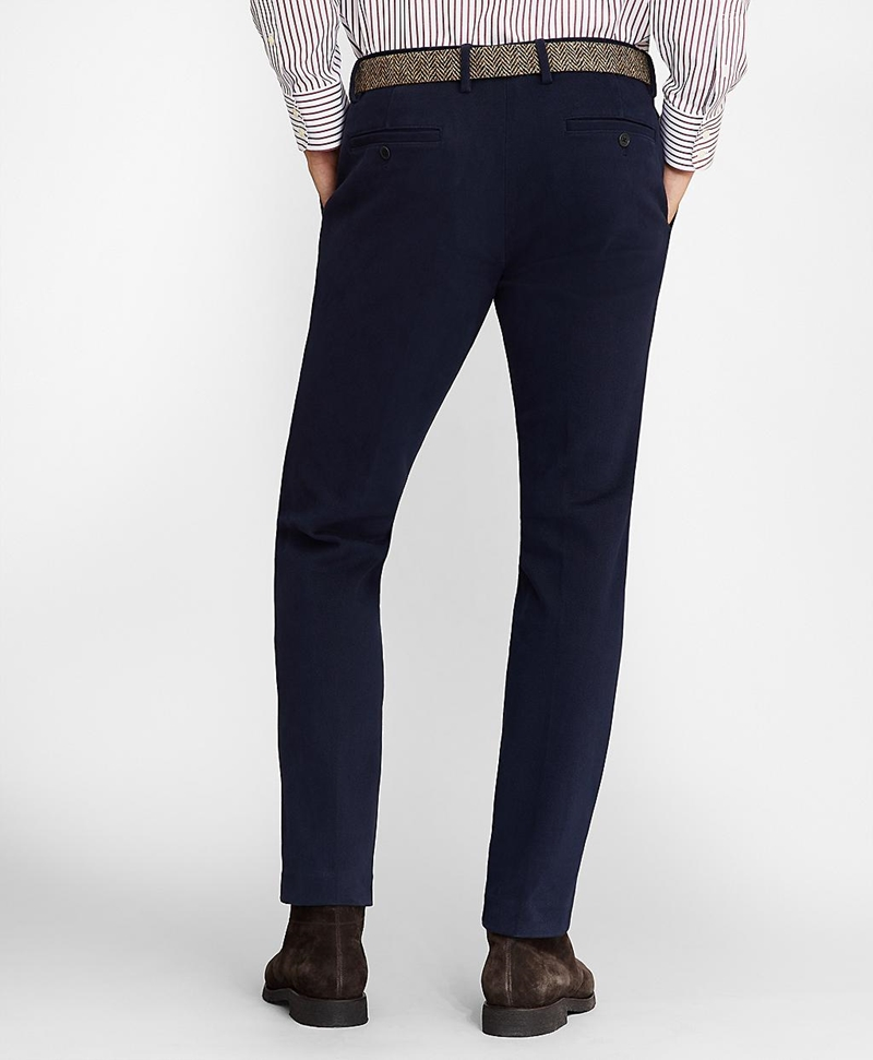 Soho Fit Brushed Twill Stretch Chinos 썸네일 이미지 3