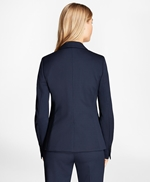 Stretch Wool Two-Button Jacket 썸네일 이미지 4