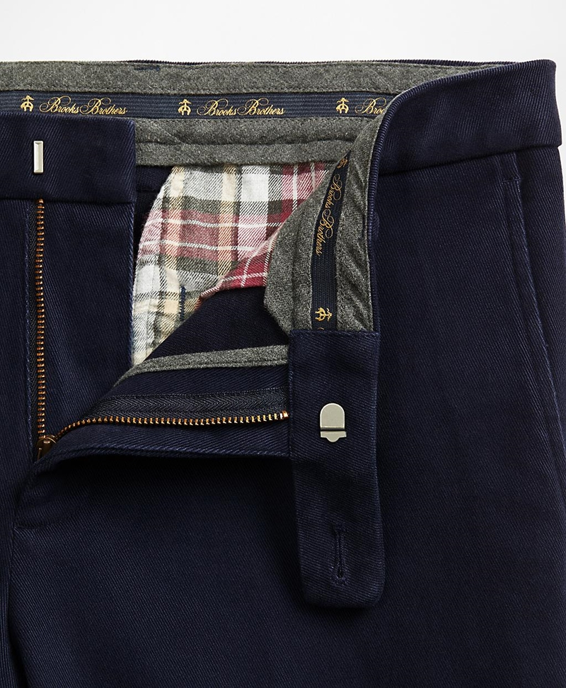 Soho Fit Brushed Twill Stretch Chinos 썸네일 이미지 4