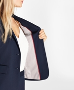 Stretch Wool Two-Button Jacket 썸네일 이미지 5